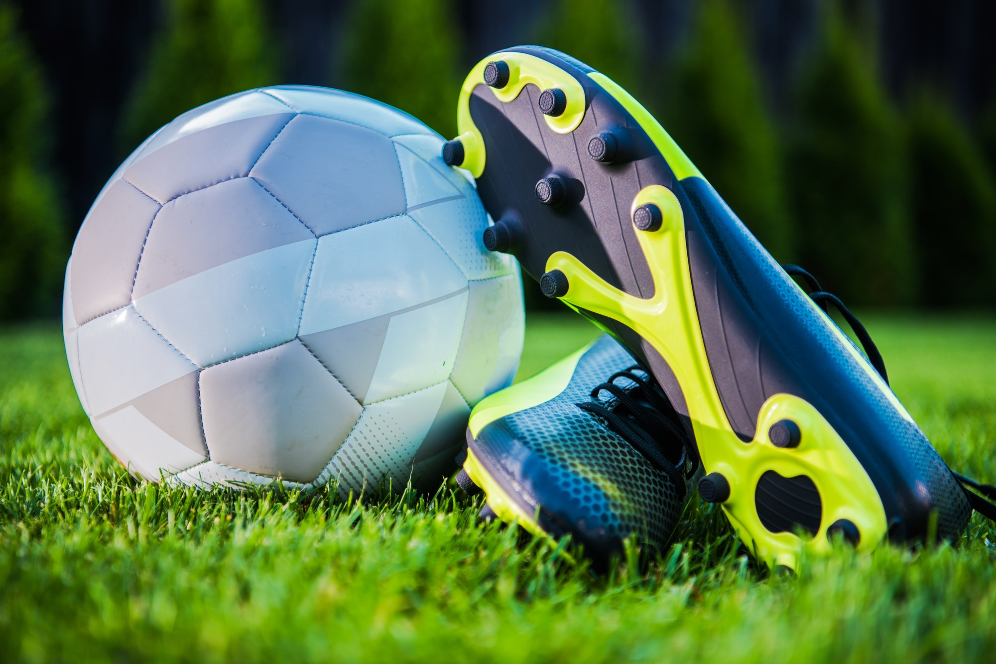 Soccer Tournament Concept